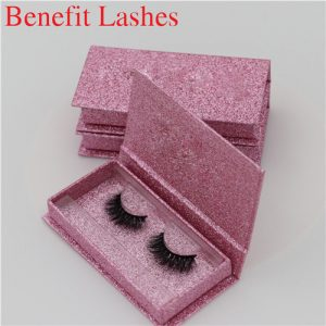 Benefit Mink Lashes Factory Box